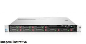 Servidor Hp Dl360 G8 2 Intel Xeon e5-2630 64gb 600gb Sas