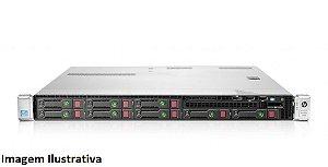 Servidor Hp Dl360 G8 2 Intel Xeon e5-2630 32gb 600gb Sas