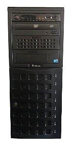 Servidor Torre Mx205 2 Xeon Octacore 32gb 2tb Semi Novo