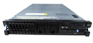 Servidor Ibm X3650 M3 2 Xeon Sixcore 32gb 292gb Sas