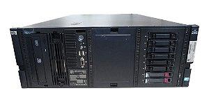 Servidor Hp Dl370 G6 Intel 2 Xeon Sixcore 64gb 1tb Hd Sas