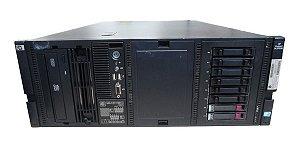 Servidor Hp Dl370 G6 Intel 2 Xeon Sixcore 32gb 1tb Hd Sas