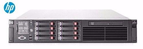 Servidor Hp Dl380 G6 Xeon Quad Core 32gb Ddr3 600gb Sas