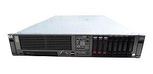 Servidor Hp Dl380 G5 2 Xeon Quad Core 16gb 2x Hd 146gb Sas