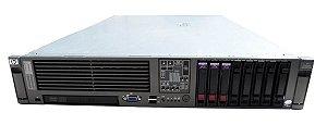 Servidor Hp Dl380 G5 2 Xeon Quad Core 8gb Sem Hd