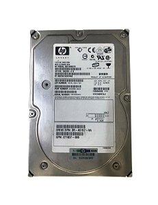 Hd Scsi 146gb 80 Pinos 3,5'' 10k HP Mod:  BD14688278