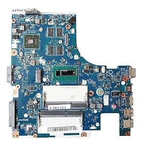 Placa Mãe Notebook Aclu1 / Aclu2 Nm A271 Lenovo G50-70