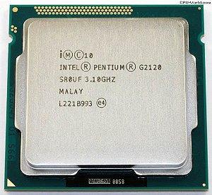 Processador Intel G2120 3.10GHz 1155