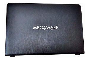Carcaça Frontal + Moldura Notebook Megaware Meganote Slim