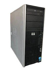 Workstation Hp Z400 Intel Xeon W3520 16gb SSD 240GB