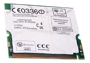 Placa Wireless Notebook Dell D505 D510