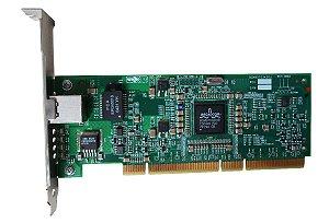 Placa De Rede Broadcom D43042 Gigabit  Pci-x