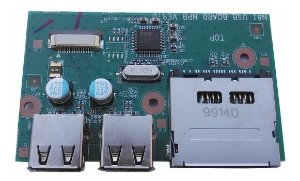Placa Usb Allinone / All In One Cce N81 Tv19