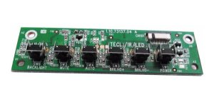 Placa Teclado All In One Solo Cce 19n - 1.10.73137.04a