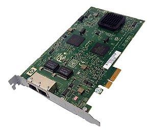 Placa De Rede Dual Port Hp Nc380t Pci-e