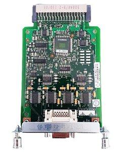 Placa Serial Cisco Wan 2 Portas Hwic 2t