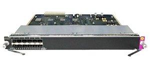 Modulo Cisco Ws-x4712-sfp + E  4500 E-série Linha 12