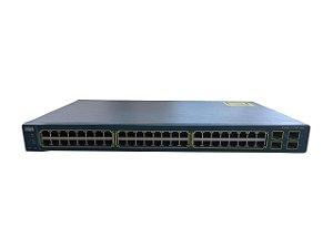 Switch Cisco Catalyst 3560 Series 48 Portas