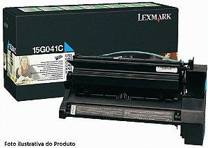 Toner Lexmark Modelo: 15g041c Original