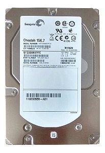 Hd 300gb Fiber Channel 3,5 Seagate Mod: St3300657fc 15k