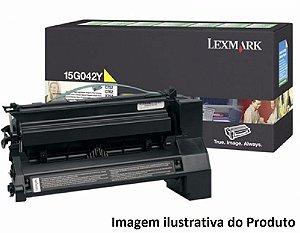 Toner Lexmark 15g042y Original C752 C762