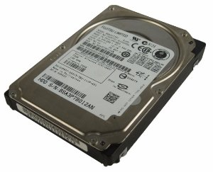 Hd Sas  72gb 10k 2,5'' Fujitsu Pn Ca06731-b12000su
