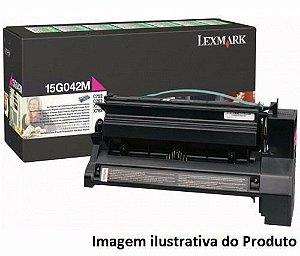 Toner Lexmark 15g042m Original X752 X762 C752 C762