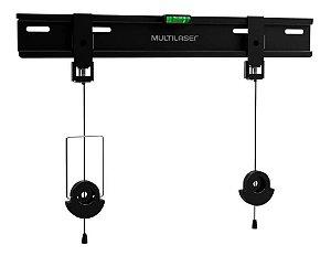 Suporte Tv Led Lcd 32 Até 50'' Multilaser Ac259 C/ Nivelador