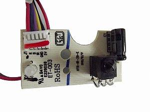 Sensor Do Controle Remoto Tv Cce Lt32d Novo