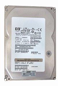 Hd Fiber Channel 450gb 3,5 Hp Mod: Bf450d6189 15k