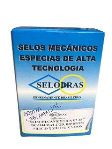 """Selo Mecânico Selobras SB-A 1.3/8"""" DC-2144"""