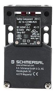 Chave Segurança Az16-12-zvrk-m16 Schmersal + Sem Atuador