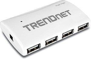 Usb Hub 7  Port 2.0 Trendnet TU2-700