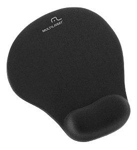 Mouse Pad Ergonomico Apoio Gel Ac021 Multilaser