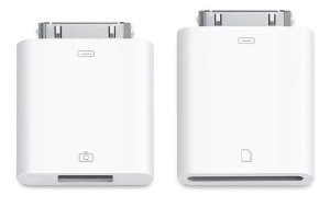 Kit Conexão De Câmera Apple iPad MC531BZ/A A1362