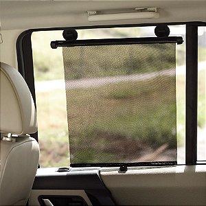 Protetor Solar Retratil Para Carro Vidro Passageiro - Bb075