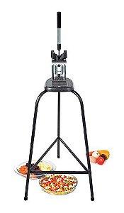 Cortador E Picador De Legumes Frutas Grande Vitalex