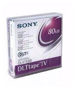Fita Dat Sony 80gb Data Cartridge Dl4tk88