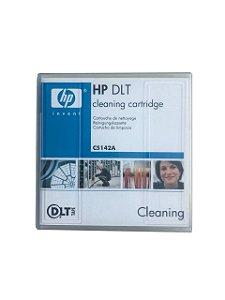 Cartucho de limpeza HP DLT C5142A