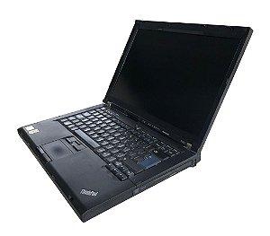 Notebook Lenovo ThinkPad R400 Core 2 Duo 4gb Hd 320gb 14 POL