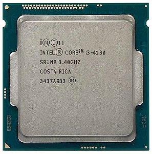 Processador Intel Socket 1150 Core i3 4130