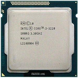 Processador Intel Socket 1155 Core i3 3220