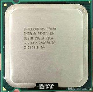 Processador Intel  Dual Core LGA775 E5800