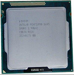Processador Dual Core G645 Socket 1155