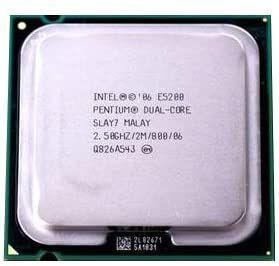 Processador Intel  Dual Core LGA775 E5200