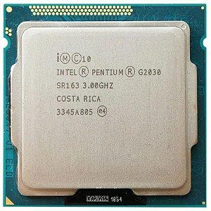 Processador Intel Pentium G2030  FCLGA1155