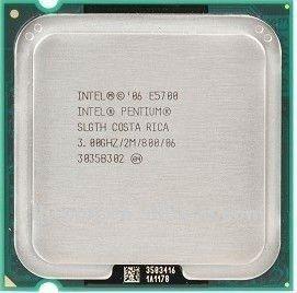 Processador Intel  Dual Core LGA775 E5700