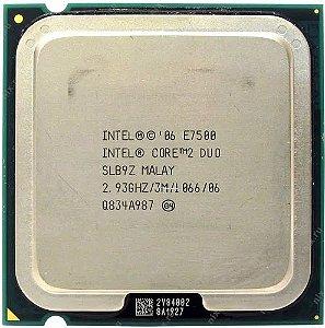 Processador Core 2 Duo E7500 LGA775