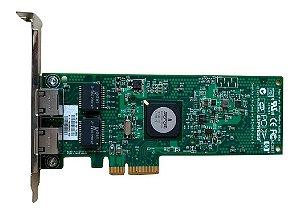 Placa De Rede Dual Port Broadcom Nc382 Pn: Hstns-bn36 Pci