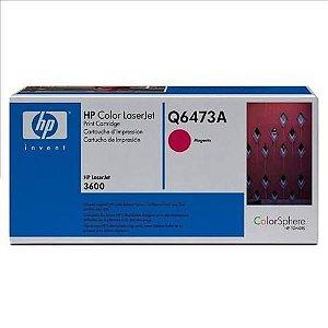 Toner HP 502A Original Q6473A Magenta